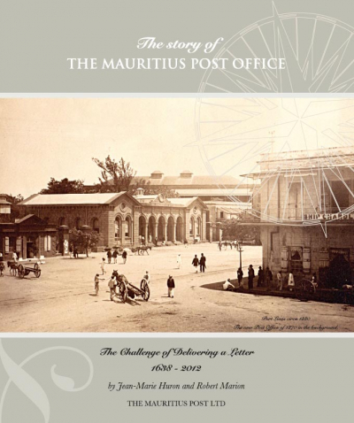 The story of MAURITIUS Post Office 1638-2012